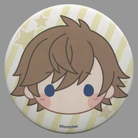 Badge - Starry Sky / Suzuya Tohzuki