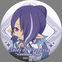 Trading Badge - Tales of Vesperia / Judith