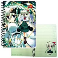Notebook - Magical Girl Lyrical Nanoha / Einhard Stratos