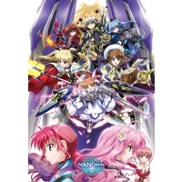 Jigsaw puzzle - Magical Girl Lyrical Nanoha