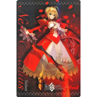 Character Card - Fate/Grand Order / Nero Claudius (Fate Series)