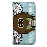 Smartphone Wallet Case for All Models - Yu-Gi-Oh! GX / Winged Kuriboh