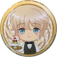 Badge - Kiniro no Corda / Simizu Keiichi