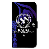 Smartphone Wallet Case for All Models - Yu-Gi-Oh! Series / Blue-Eyes White Dragon
