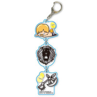 Key Chain - The Seven Deadly Sins