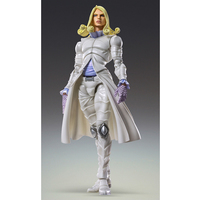 Super Action Statue - Jojo Part 7: Steel Ball Run / Funny Valentine