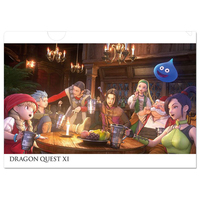 Plastic Folder - Dragon Quest