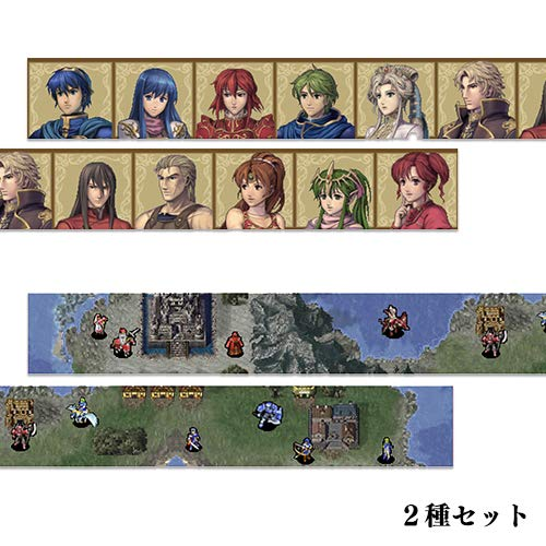 Masking Tape - Fire Emblem: Shadow Dragon