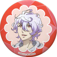 Badge - Binan Koukou Chikyuu Boueibu HAPPY KISS! / Shuzenji Kyoutarou