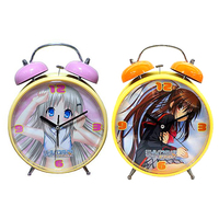 (Full Set) Clock - Little Busters! / Kudo & Rin