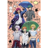 Plastic Folder - Binan Koukou Chikyuu Boueibu HAPPY KISS!