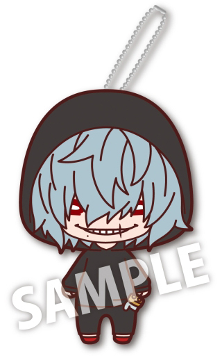 Plush Key Chain - My Hero Academia / Shigaraki Tomura