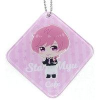 Key Chain - Star-Mu (High School Star Musical) / Ugawa Akira (Star-Mu)
