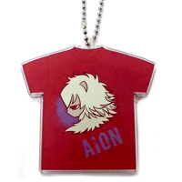 T-shirts - Trading Acrylic Key Chain - SHOW BY ROCK!! / Aion Size-H5