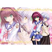 Desk Mat - Little Busters! / Yuri & Kanade