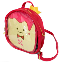 Ita-Bag Base - Daypack - IDOLiSH7 / Nanase Riku & Ousama Pudding (King's Pudding) & Kinako