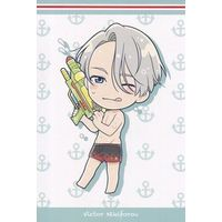 Postcard - Yuri!!! on Ice / Victor Nikiforov