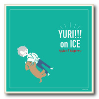 Cushion Cover - Yuri!!! on Ice / Victor Nikiforov
