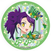 Badge - PriPara / Toudou Shion