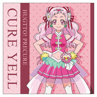 Cushion Cover - PreCure Series / Cure Yell