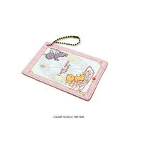 Commuter pass case - GraffArt - Card Captor Sakura / Cerberus & Spinel Sun
