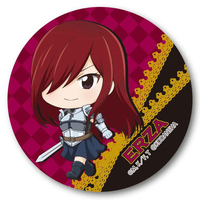 Badge - Fairy Tail / Erza Scarlet