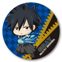 Badge - Fairy Tail / Gray Fullbuster
