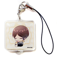 Acrylic Charm - Star-Mu (High School Star Musical) / Sawatari Eigo (Star-Mu)