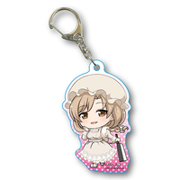 Acrylic Key Chain - Hataraku Saibou (Cells at Work!) / Macrophage