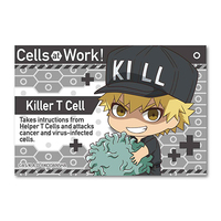Gyugyutto - Hataraku Saibou (Cells at Work!) / Killer T Cell