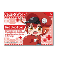Gyugyutto - Hataraku Saibou (Cells at Work!) / Red Blood Cell (AE3803)