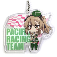 Key Chain - GIRLS-und-PANZER / Shimada Arisu