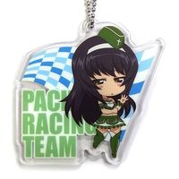 Key Chain - GIRLS-und-PANZER / Mako & Anglerfish Team