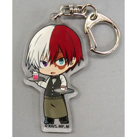 Trading Acrylic Key Chain - My Hero Academia / Todoroki Shouto