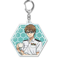 Acrylic Key Chain - Hataraku Saibou (Cells at Work!) / Helper T Cell