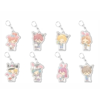 Trading Acrylic Key Chain - HoneyWorks
