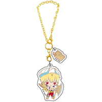 Key Chain - Fate/Grand Order / Caster & Gilgamesh