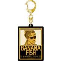 Acrylic Key Chain - BANANA FISH / Shorter Wong