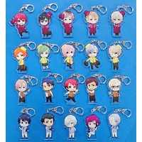 (Full Set) Trading Acrylic Key Chain - A3!