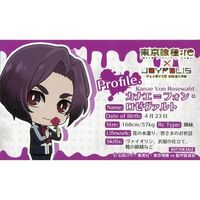 Character Card - Tokyo Ghoul