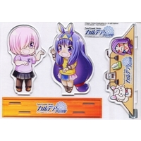 Acrylic stand - Fate/Grand Order / Nitocris & Mash Kyrielight