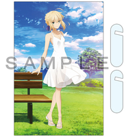 Stand Pop - Acrylic stand - Fate/stay night / Saber