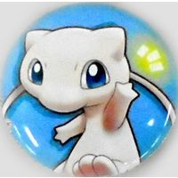 Badge - Pokémon / Mew
