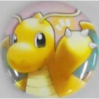 Badge - Pokémon / Dragonite