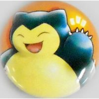Badge - Pokémon / Snorlax (Kabigon)