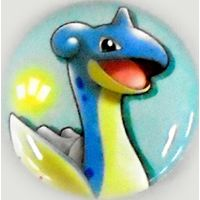 Badge - Pokémon / Lapras