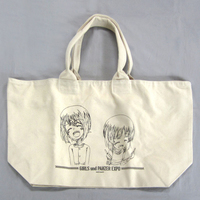 Tote Bag - GIRLS-und-PANZER / Miho & Maho