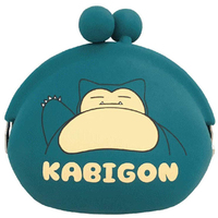 Wallet - Pokémon / Cress & Snorlax (Kabigon)