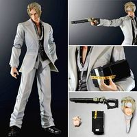 Action Figure - Final Fantasy VII / Rufus