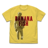 T-shirts - BANANA FISH / Ash Lynx Size-XL